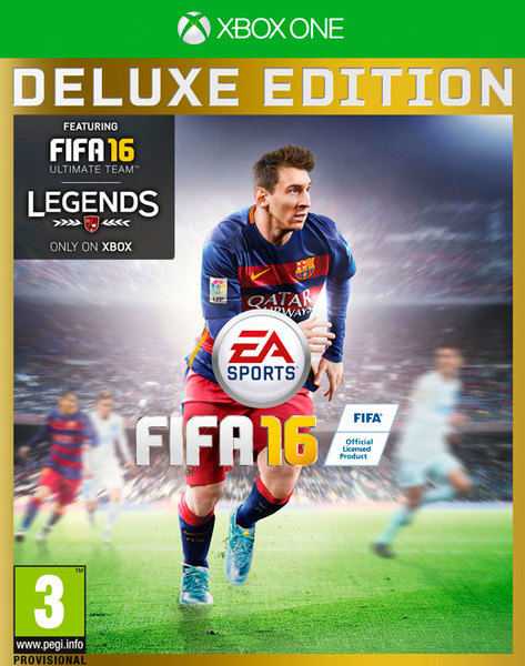 Fifa 16 (xbox one) video games online | raru.