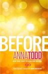 Before - Anna Todd (Paperback)