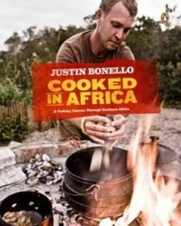 Cooked in Africa - Justin Bonello (Paperback) - Cover