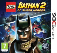 Lego Batman 2: DC Super Heroes (3DS) - Cover