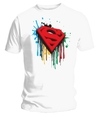 Superman - Graffiti Colours - T-Shirt (XX-Large)