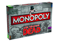 Entertainment Monopoly - Walking Dead - Cover