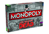 Entertainment Monopoly - Walking Dead Cover