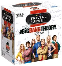 Trivial Pursuit - The Big Bang Theory - Cover