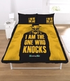 Breaking Bad - I am the One Who Knocks Duvet set  (Double)