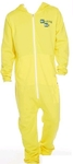 Cooksuit Breaking Bad Jumpsuit Yellow  (Large)