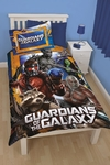 Disney Guardians of the Galaxy Misfits - Panel Duvet Set (Single) Cover