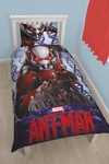 Disney Marvel Ant-Man Atom Panel Duvet Set (Single) Cover