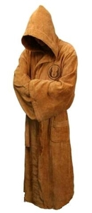 Star Wars Jedi - Toweling Robe - Tan Logo (Large) - Cover