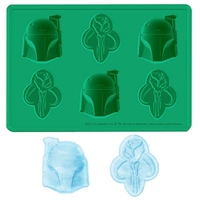 Star Wars Boba Fett silicone Ice tray - Cover