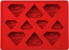 Superman Logo  Silicone Ice Cube Tray Cover