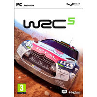 World Rally Championship 5 (PC)