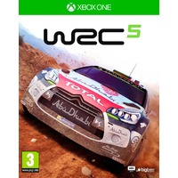 World Rally Championship 5 (Xbox One)