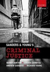 Sanders and Young's Criminal Justice - Mandy Burton (Paperback)