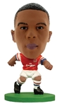 Soccerstarz Figure - Arsenal Kieran Gibbs - Home Kit (2015 version)