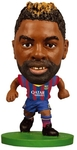 Soccerstarz Figure - Barcelona Alex Song - Home Kit (2014 version)
