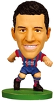 Soccerstarz Figure - Barcelona Alexis Sanchez - Home Kit (2014 version)