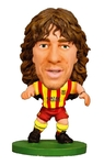 Soccerstarz Figure - Barcelona Carles Puyol - Away Kit (2014 version) (Legend)