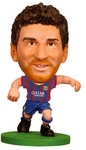 Soccerstarz Figure - Barcelona Lionel Messi - Home Kit (2015 version)