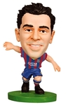 Soccerstarz Figure - Barcelona Xavi Hernandez - Home Kit (2015 version)