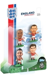Soccerstarz Figure - England 4 player blister pack A