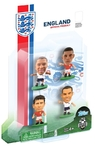 Soccerstarz Figure - England 4 player blister pack B