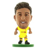 Soccerstarz Figure - Liverpool Adam Lallana - - Away Kit (2015 version) - Cover