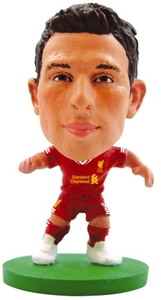 Soccerstarz Figure - Liverpool Joe Allen - Home Kit (2015 version) - Cover