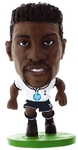 Soccerstarz Figure - Spurs Emmanuel Adebayor - Home Kit (2015 version)