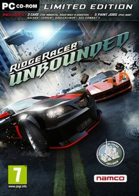 Ridge Racer Unbounded (PC) - Cover