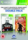 Splinter Cell: Conviction + Splinter Cell: Double Agent (Xbox 360)