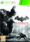 Batman: Arkham City (Xbox 360) Cover