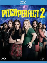 Pitch Perfect 2 (Blu-ray) - Cover