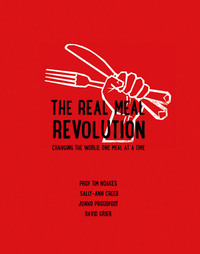 The Real Meal Revolution - Tim Noakes (Paperback) - Cover