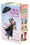 Mary Poppins Boxed Set - P. L. Travers (Paperback)