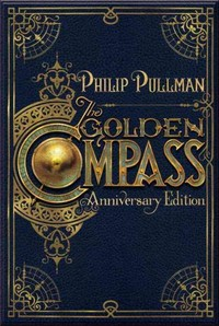 Golden Compass - Philip Pullman (Hardcover) - Cover
