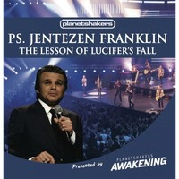 Ps. Jentzen Franklin - The Lesson of Lucifer's Fall (CD) - Cover