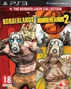 Borderlands 1 & 2 Collection (PS3) Cover