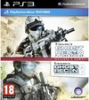 Tom Clancy's Ghost Recon Future Soldier & Advanced Warfighter 2 (PS3)