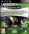 Tom Clancy's Splinter Cell: Trilogy HD (PS3)