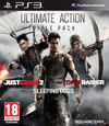 Ultimate Action Triple Pack (PS3) Cover