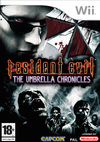 Resident Evil: The Umbrella Chronicles (Wii) Cover
