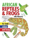 African Reptiles & Frogs - Sally MacLarty (Paperback)