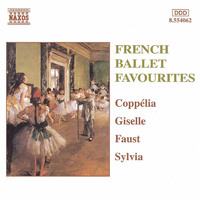 Various Artists - Various:Fr Ballet Favourites (CD) - Cover
