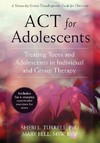 Act for Adolescents - Sheri L. Turrell (Paperback)