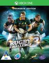 Rugby Challenge 3 - The Springbok Edition (Xbox One)