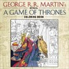 The Official a Game of Thrones Adult Coloring Book - George R. R. Martin (Paperback)