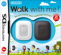Walk With Me! (includes 2 Activity Meters) (NDS) - Cover