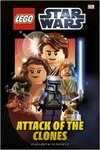 LEGO Star Wars: Attack of the Clones (Hardcover) Cover