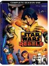 Star Wars Rebels - Season 1 (DVD)